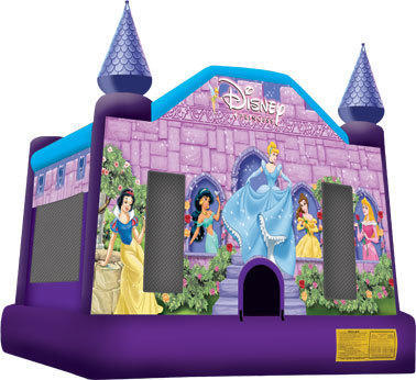Disney Pricess Bounce House